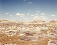 Blue Mesa, Petrified Forest NP, Arizona, 1984