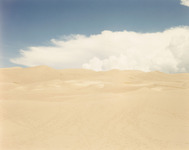 Sand Dune, Great Sand Dune N.M., Colorardo, 1984
