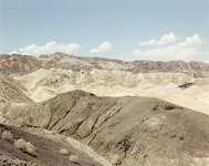 Twenty Mule Team Canyon, Death Valley, CA 1984