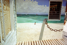 Sands Beach, Key West, FL, 1979